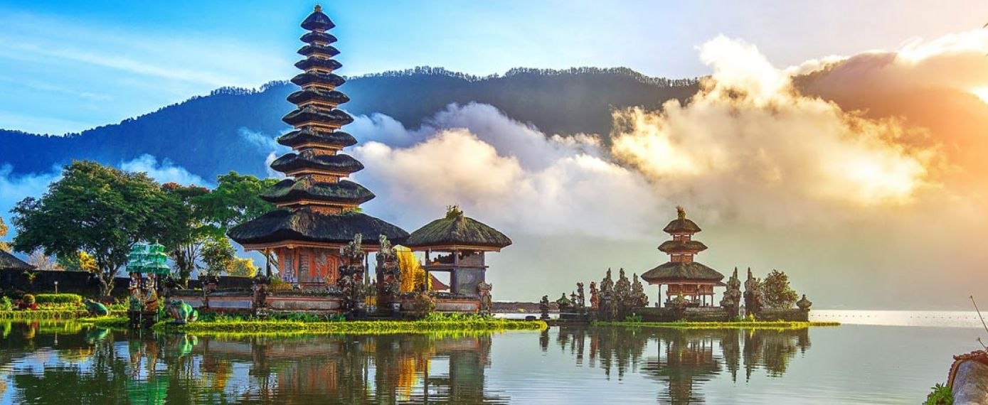 A Majestic Journey to India, China and Indonesia