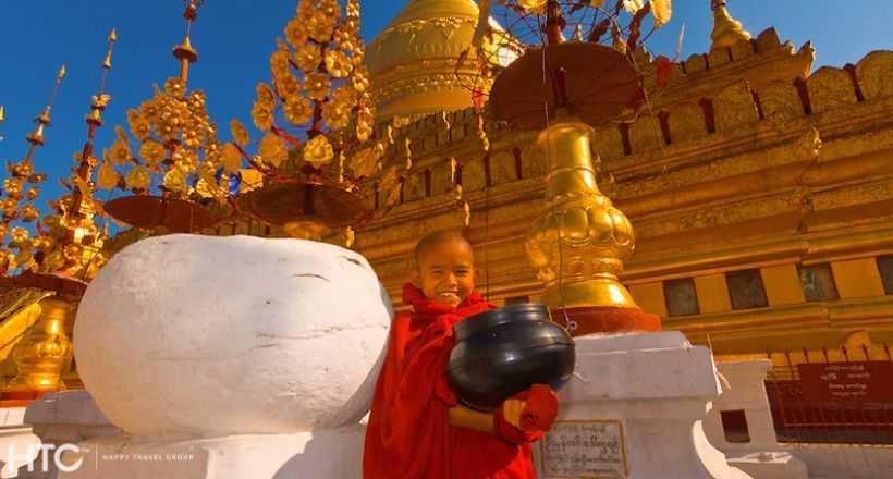 Ancient Bagan city tour