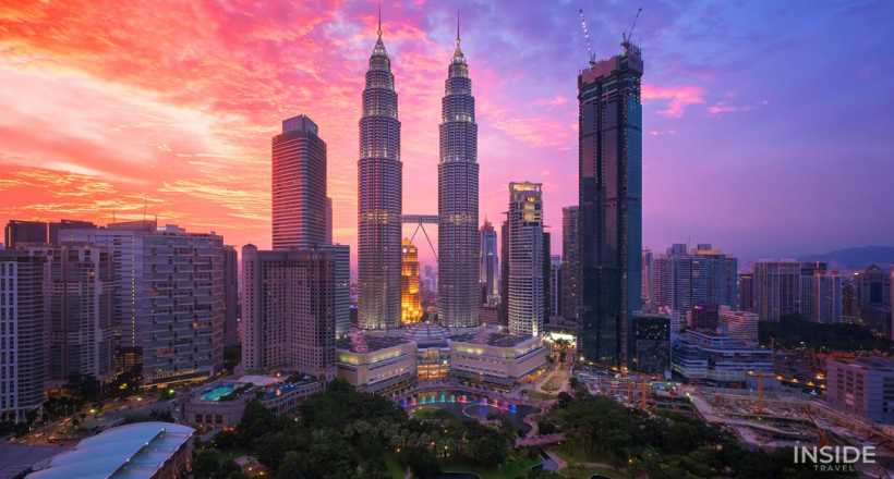 Explore the best sights of Malaysia
