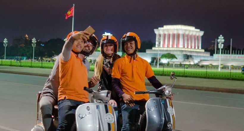 Hanoi private motorbike tour