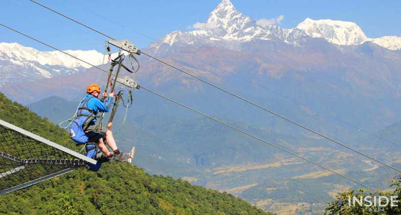 Nepal Adventure Tour