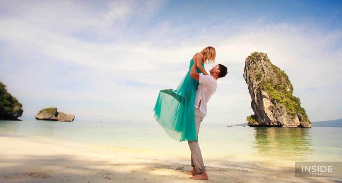 Honeymoon Beach Holiday in Vietnam